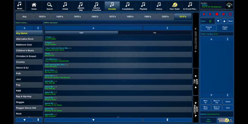 Media Jukebox Windows 7 free download
